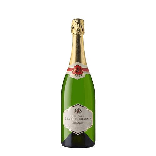 Didier Chopin Champagne Brut NV, 12.0%, 750ml