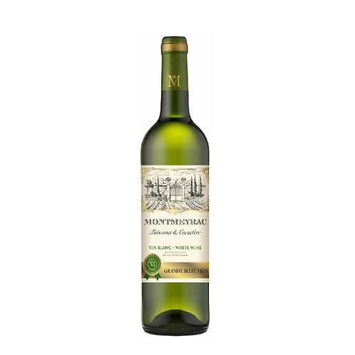 Montmeyrac Grande Selection Blanc 0.75l 11%