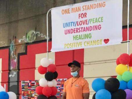 Catch Crew Member Takes a Stand for Unity