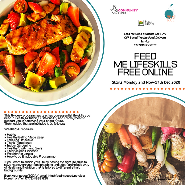 Copy of Flyers for Feed Me Lifeskills (1