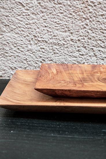 Plats en bois
