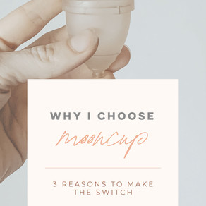 3 Reasons To Switch To A Menstrual Cup