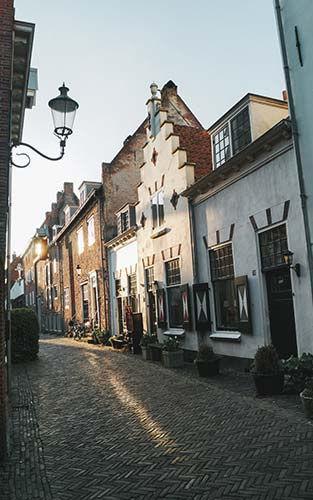 Tips wandeling binnenstad Amersfoort