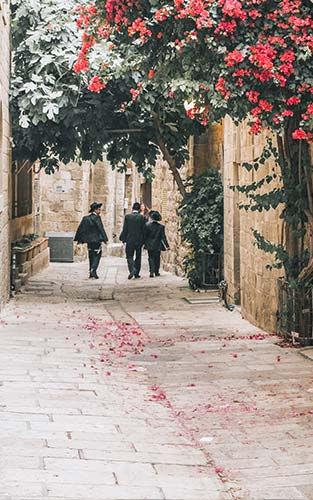Shabbat in Jeruzalem