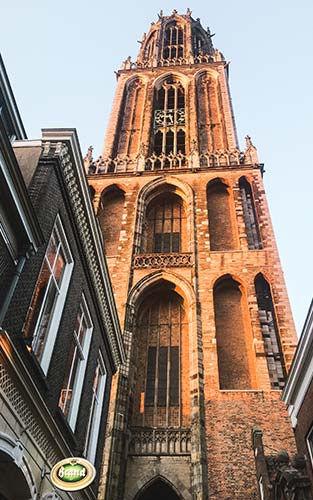 Bezoek de Dom in Utrecht