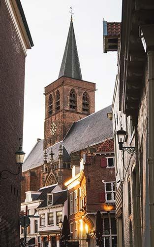 Markt bij de Hof in Amersfoort