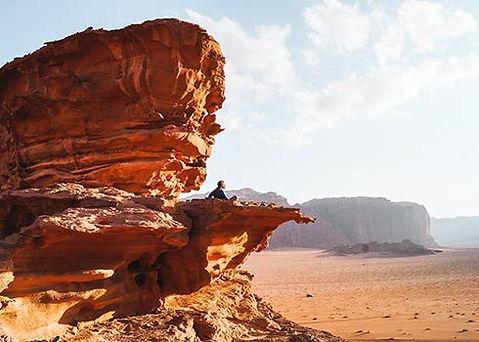 De mooiste plekken voor een safari door Wadi Rum
