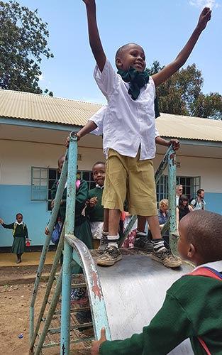 Op bezoek bij Doingoood Afrika