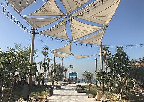 Tip: bezoek La Mer Beach in Dubai