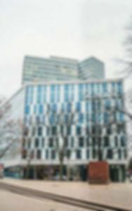 Leuk overnachten in Scandic Hotel in Hamburg