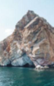 Varen over de wateren van Musandam Dibba