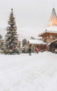 Tips voor een bezoek in Santa Claus Village