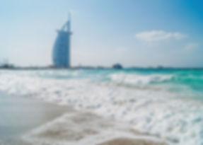 De mooiste stranden van Dubai