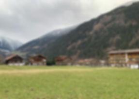 Dalafdaling in wintersportgebied Mayrhofen