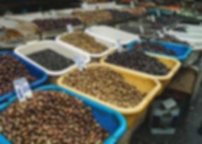 Leuke markten in Athene bezoeken