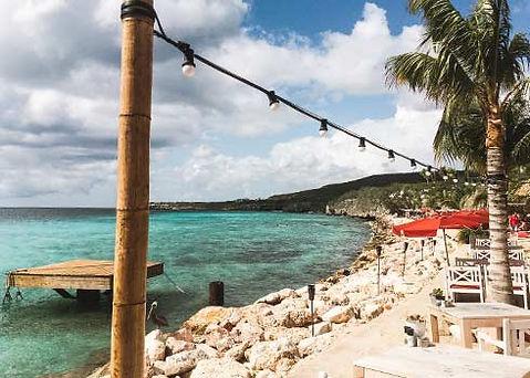 Mooie stranden Curacao