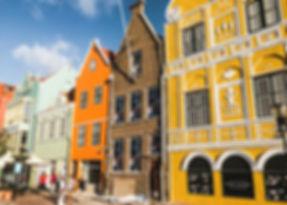 De Handelskade van Curacao
