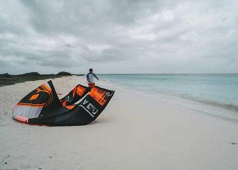 Kitesurfen in Curacao