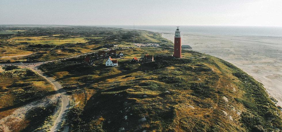 Een strandvakantie op het waddeneiland Texel