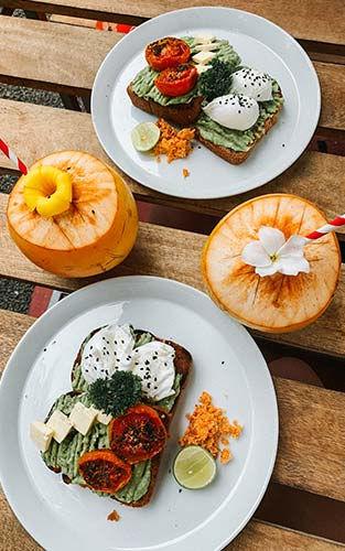 Tips voor het eten in Sri Lanka