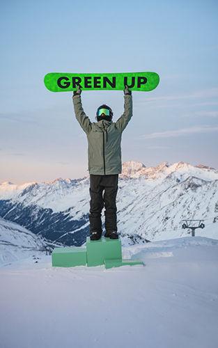 Green Up met de nieuwe wintersportcollectie van Protest