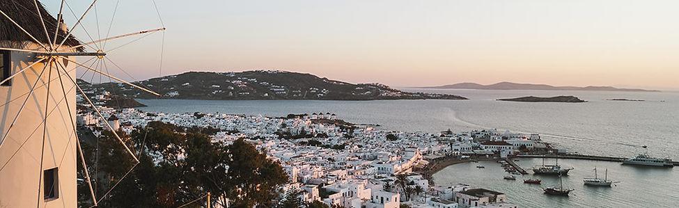 De molens van Mykonos: hier heb je de mooiste uitzichten