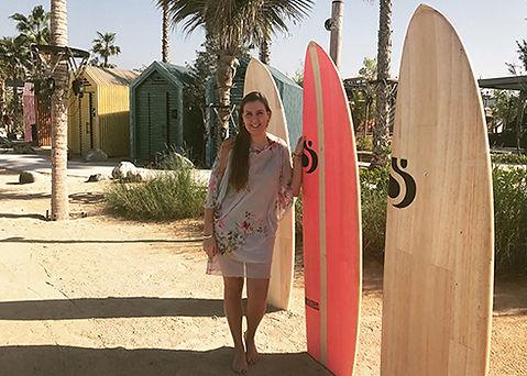 Bezoek La Mer Beach in Dubai