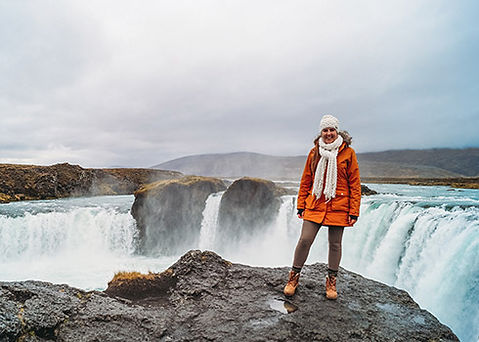 Bezoek de Godafoss Waterval in Noord IJsland