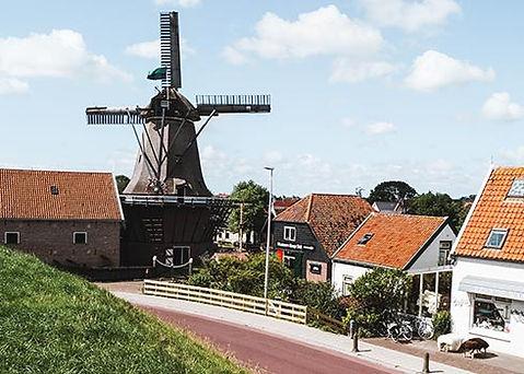 De molen van Oudeschild