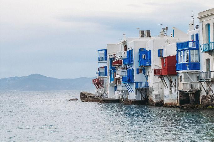 Combinatie vakantie Athene en Mykonos