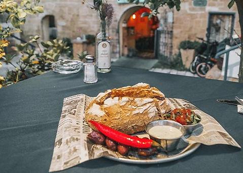 Uit eten in Tel Aviv (Old Jaffa)