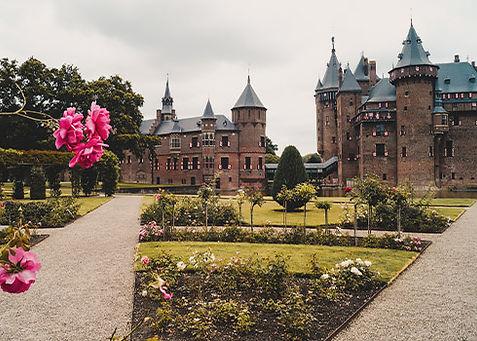 Bezoek kasteel de Haar in Haarzuilens
