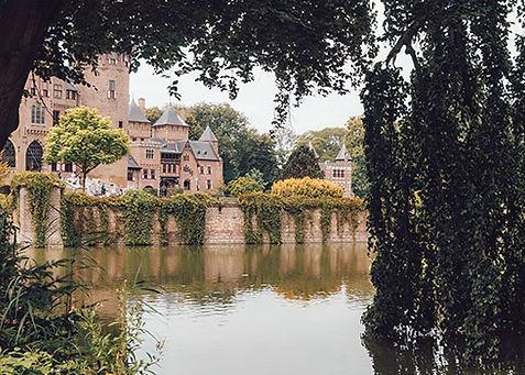 De mooiste kasteeltuin van de provincie Utrecht vind je bij Kasteel de Haar