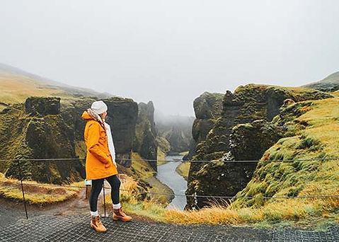 De mooiste hikes bij de kloof Fjaðrárgljúfur