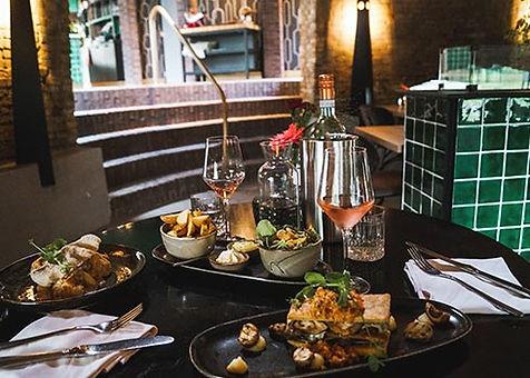 Heerlijk dineren bij Villa Kalkoven in Meppel