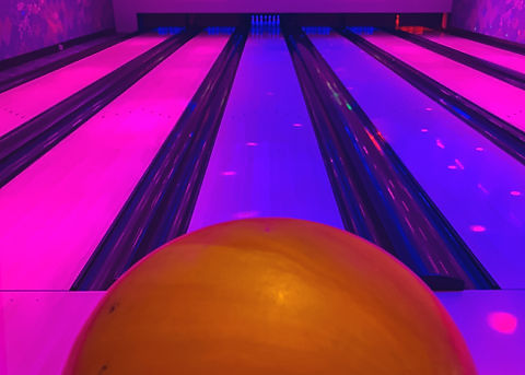 Bowlinghal bij hotel brinkzicht in Vledder