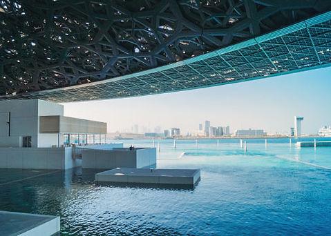 Tips voor het Louvre in Abu Dhabi
