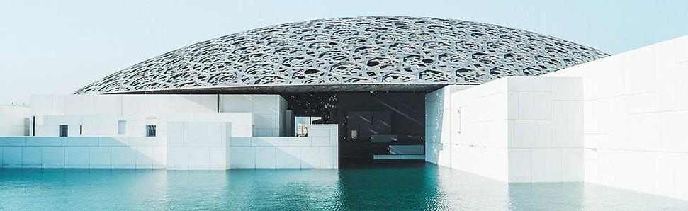 Bezoek het schitterende Louvre in Abu Dhabi