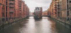 Winterse roadtrip naar de havenstad Hamburg