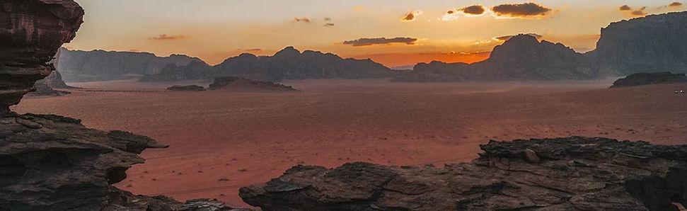 Een sprookje van 1001 nacht in Wadi Rum Night Luxury Camp