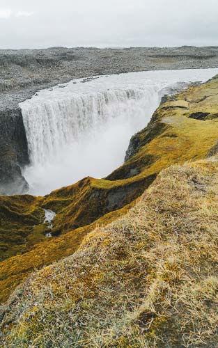 Tips voor een bezoek aan de waterval Dettifoss in IJsland