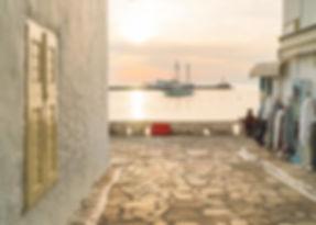 De mooiste plekken van de chora in Mykonos
