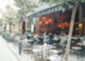 Leuke hotspots voor lunch en diner in Athene