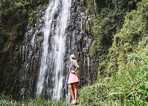 Materuni waterval hiken
