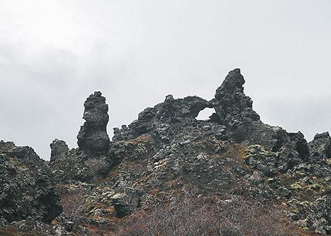Game of Thrones uitzichten in Noord-IJsland