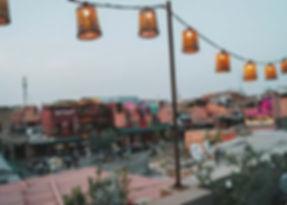 Cafe Nomad in de Medina van Marrakesh