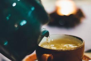 September Recipe: YuMiXu (Corn Silk) And Dandelion Tea For Brighter Skin