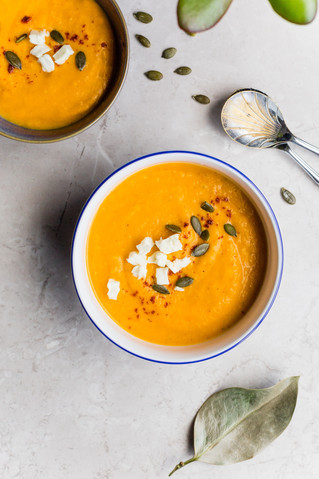 Nourishing Pumpkin Soup