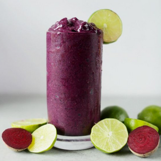 Blood-Building Berry Beet Smoothie
