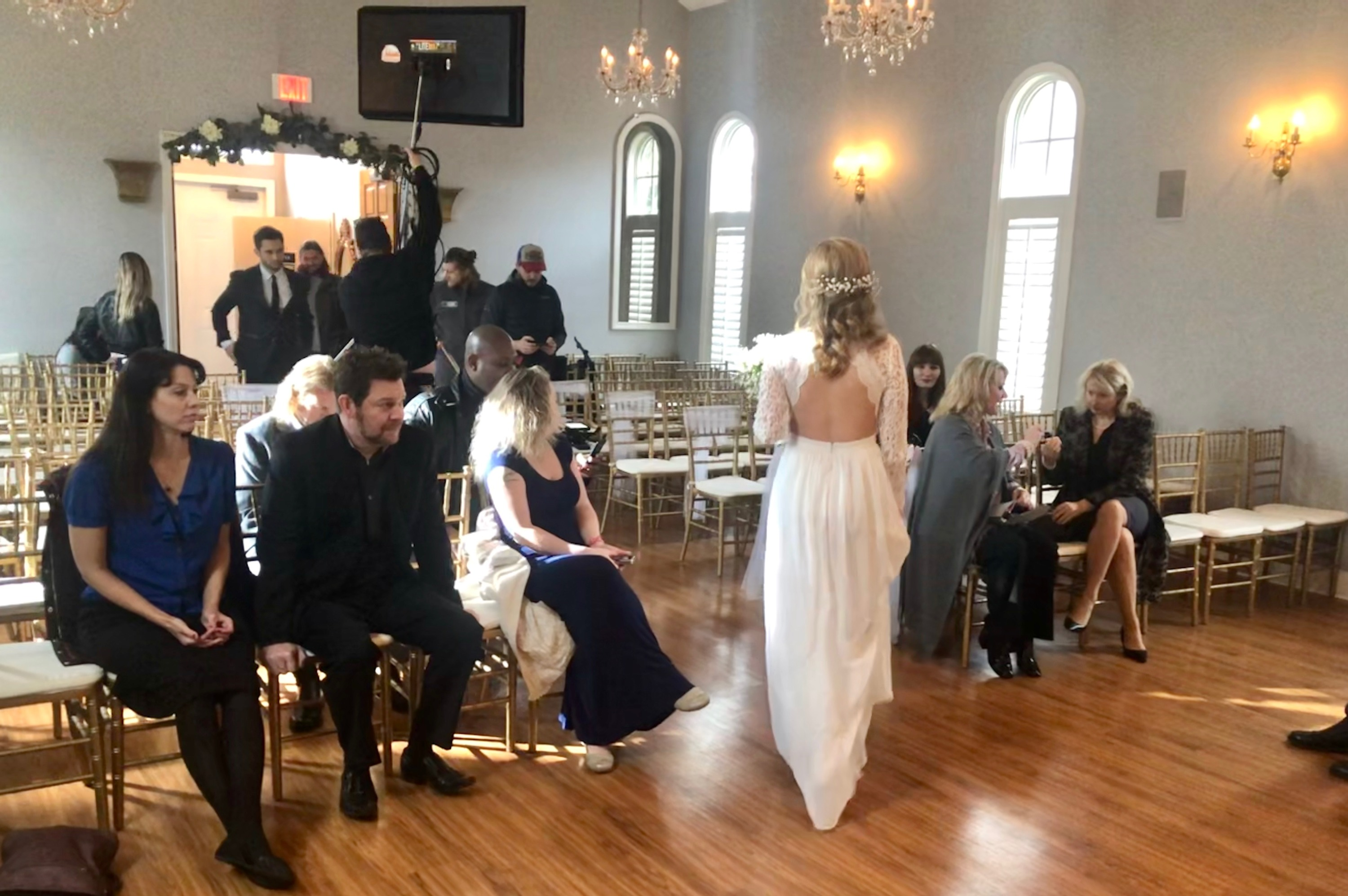 The Chapel Nashville Wedding Party